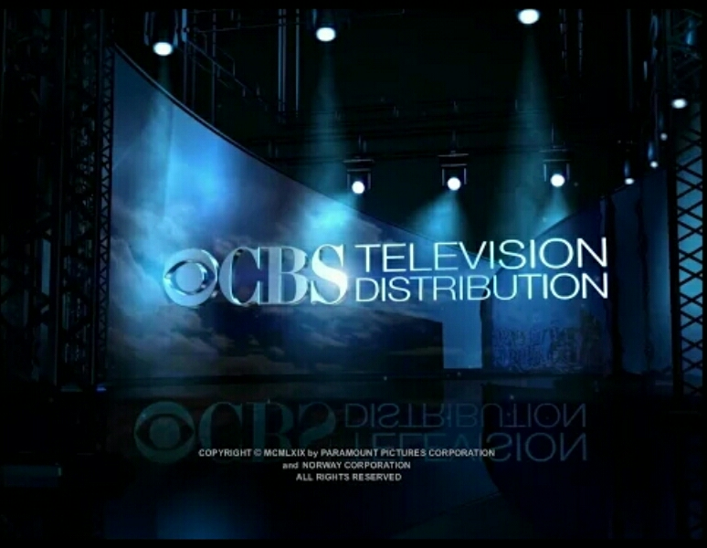 CBS Television Distribution/On-screen Logos