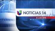 Kdtv noticias univision 14 6pm package 2016