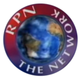 RPN 9 The Network Logo 1994