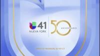 Wxtv univision 41 id 50th anniversary 2018