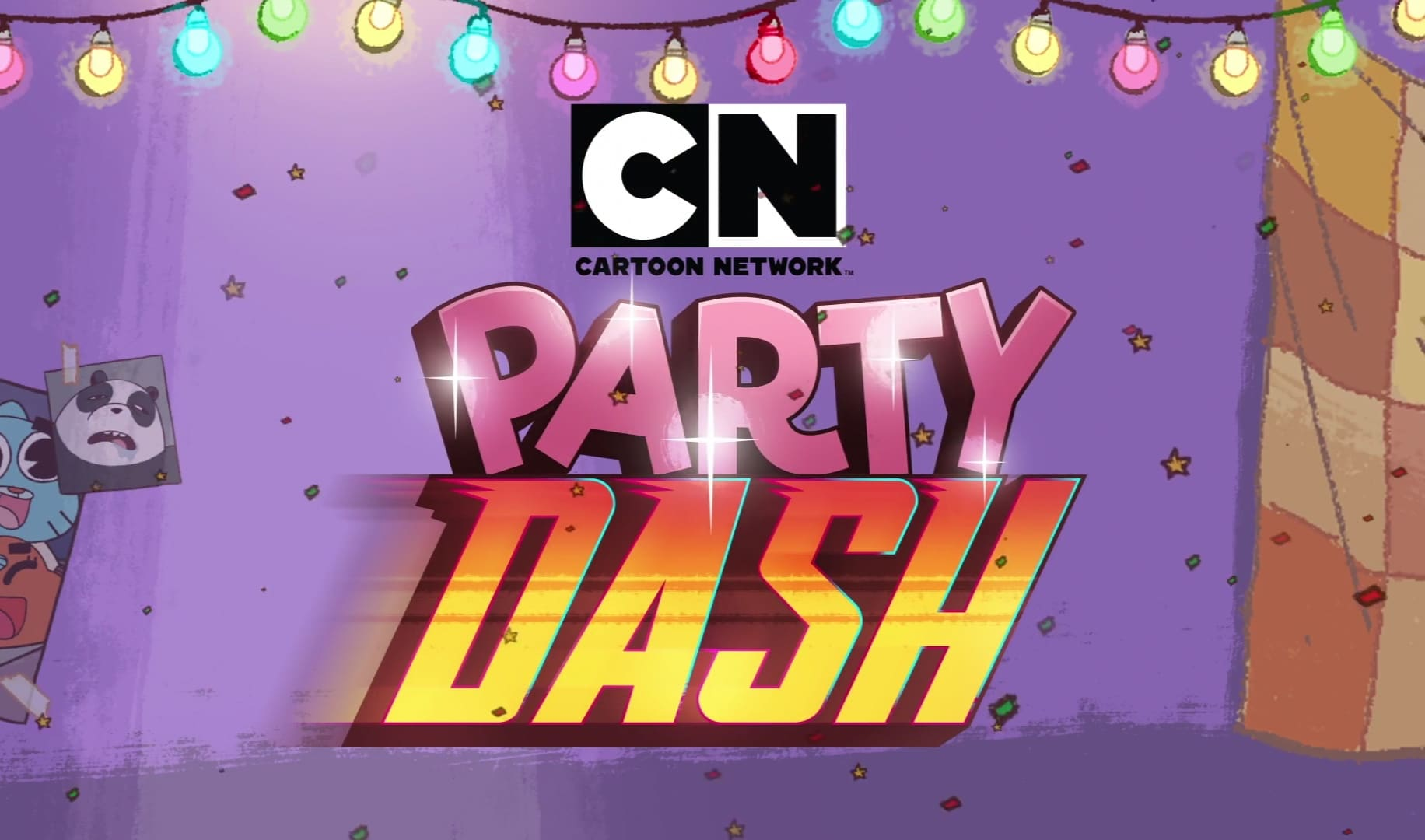 Cartoon Network Party Dash