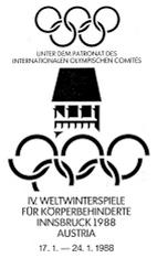 Innsbruck 1988 Paralympics logo.png