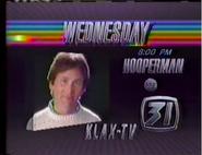 KLAX-TV Hooperman Promo