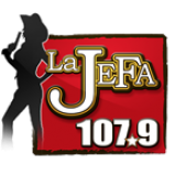 La Jefa 107.9 Dallas 2014 logo