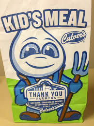 Culver's Kids Meal