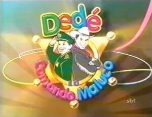 Dedé e o Comando Maluco (2a Temporada).jpg