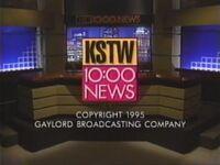 KSTW Last 1000 News 1995