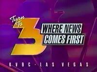 KVBC Ch. 3 - (1995) News 3 Nightside for May 11, 1995