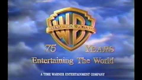 Amblin Entertainment Warner Bros. Pictures (75 Years) Warner Bros