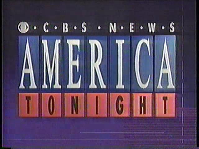 America Tonight (CBS News)