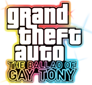 Grand Theft Auto - The Ballad of Gay Tony.png