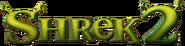 Shrek 2 logo used on mercindise