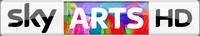 Sky arts HD Logo Germany 2016