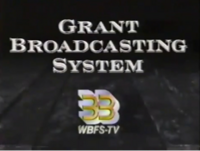 WBFS Gold-Silver Grant Broadcasting System ID