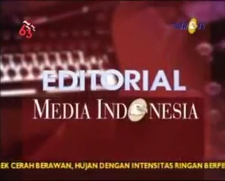Editorial Media Indonesia