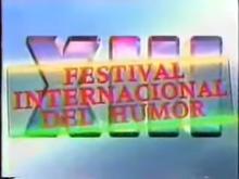 Festival Internacional del Humor 1996 logo.png