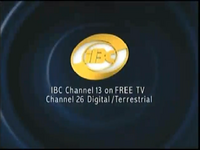 The Birthplace of the Golden Age of Television IBC-13 Test Card 2018
