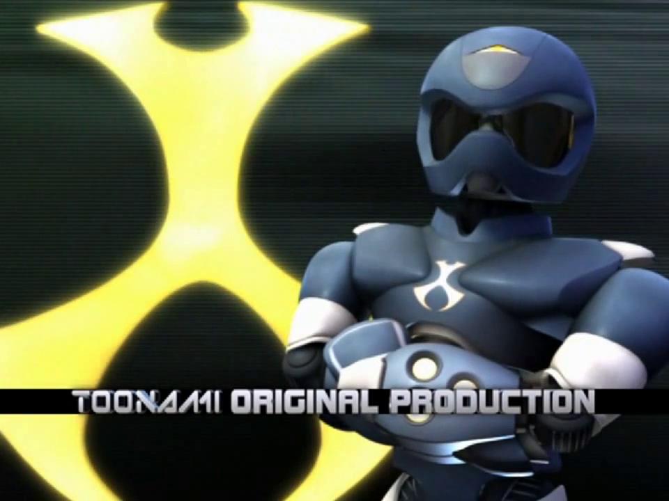 Toonami Original Production