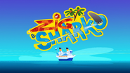 Zig & Sharko Season 3 Logo