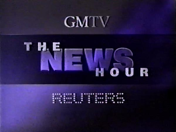 GMTV Newshour