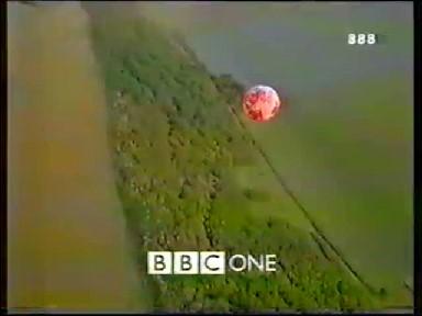 BBC One/Balloon Idents