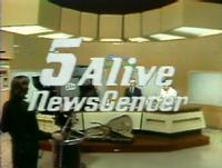 KOCO 5 Alive NewsCenter intro 1977
