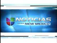 Kluz noticias univision new mexico evening package 2002