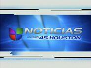 Kxln noticias univision 45 houston blue package 2001