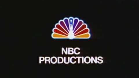"NBC Productions Logo ""Silent"" (1982)"