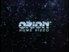 Orion Home Video 1987