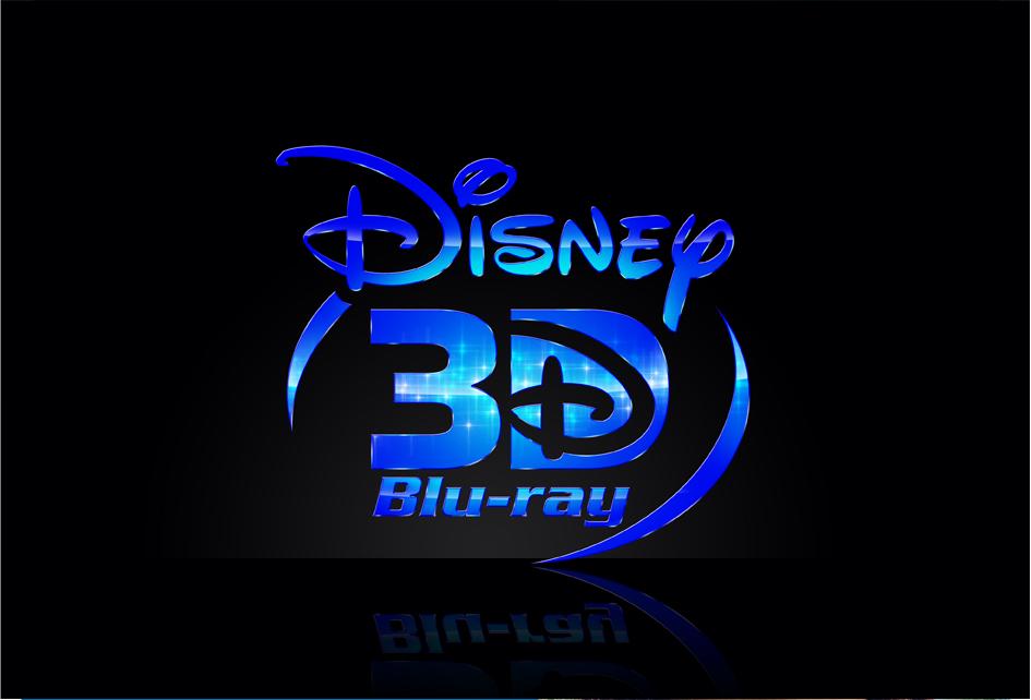 Disney Blu-ray 3D