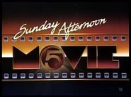 WEWS Movie 5 Sunday Afternoon 1985