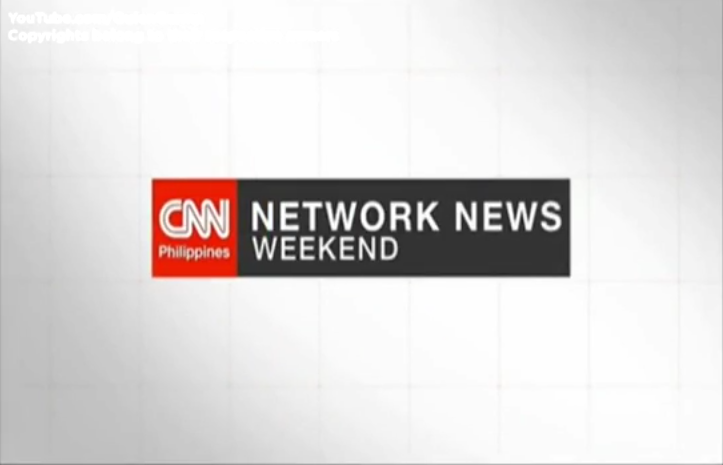 CNN Philippines Network News Weekend