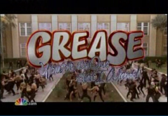 Grease: You're the One That I Want!