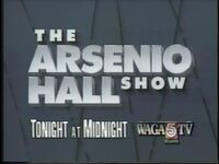 WAGA Arsenio 1990