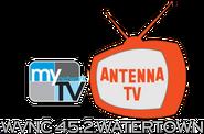 WVNC-LD2 (My Antenna TV Watertown) Logo