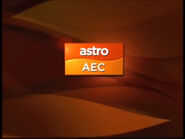 Astro AEC Channel ID 2008