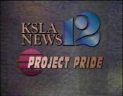 KSLA News 12 Project Pride 1990