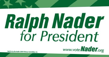 Ralph Nader presidential campaign, 2004