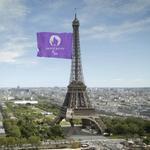 Paris2024 ParaEiffelFlag
