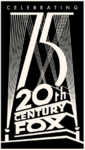 20th century fox 75th anniversary logo 1