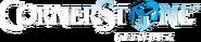Cornerstone-network-3d-logo-white