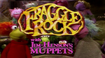 Fraggle Rock Title Card Pink text HD
