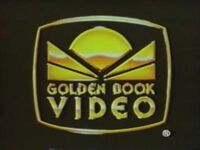 Golden Book Video logo