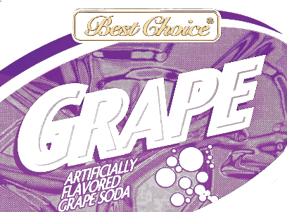 Best Choice Grape