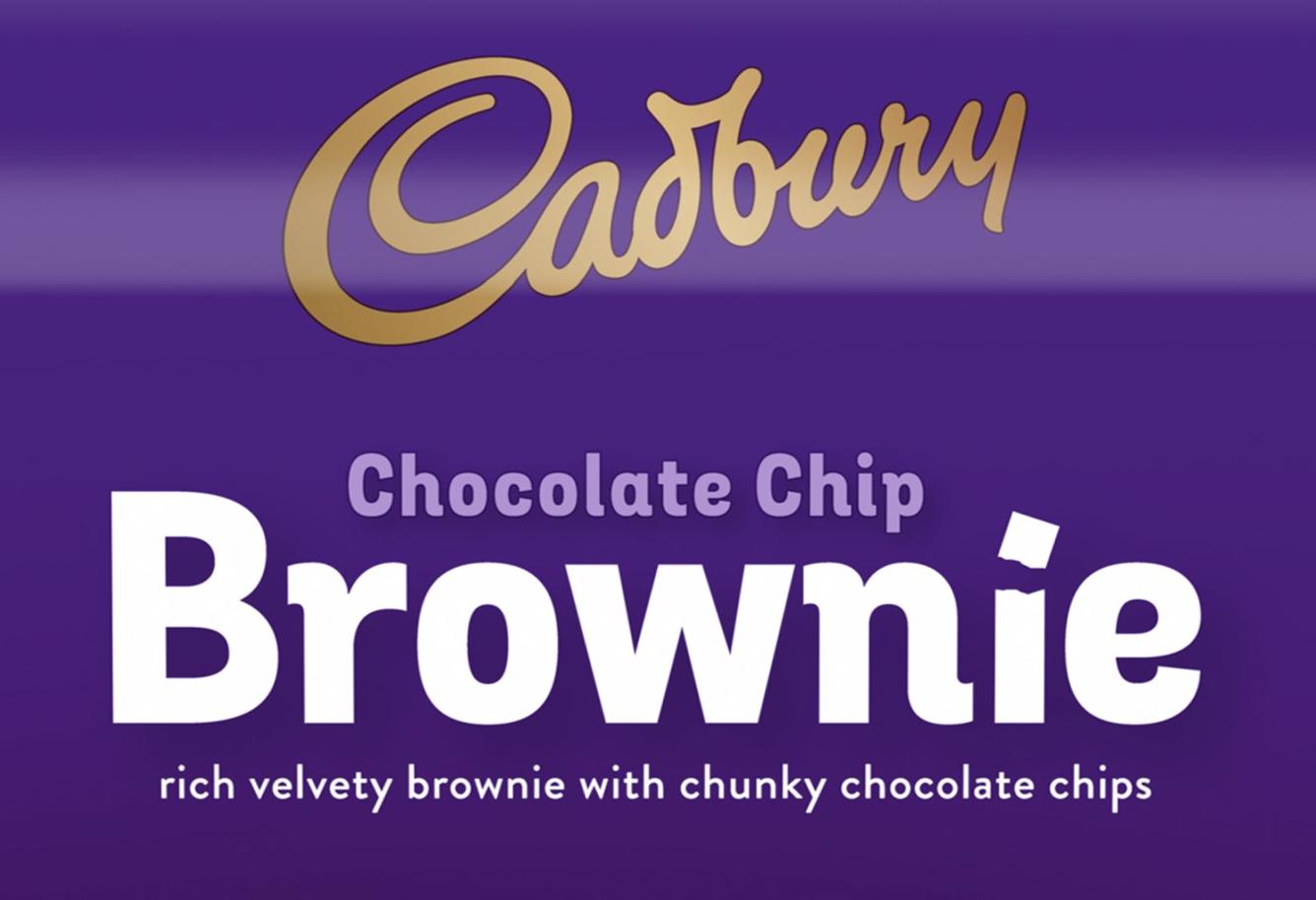 Cadbury Brownie