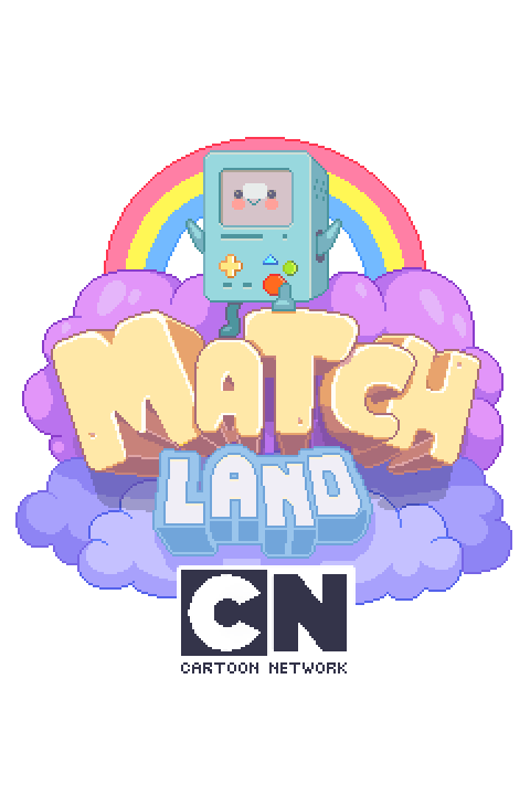 Cartoon Network: Match Land