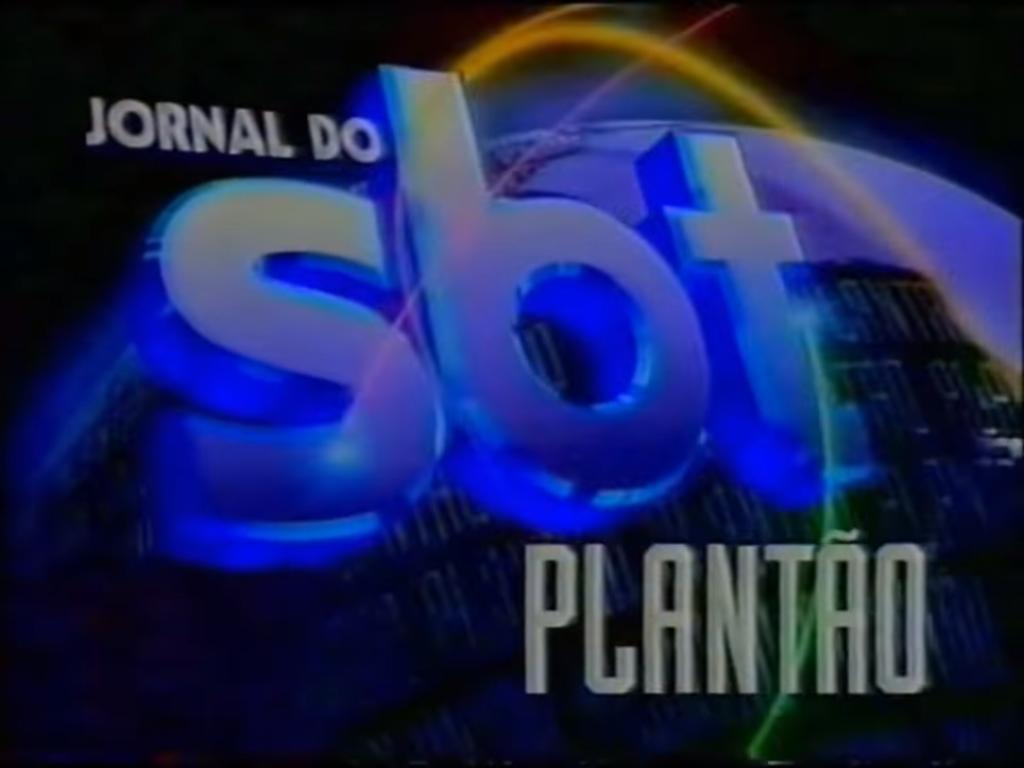 Plantão Jornalístico do SBT