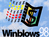 Microshaft Winblows 98