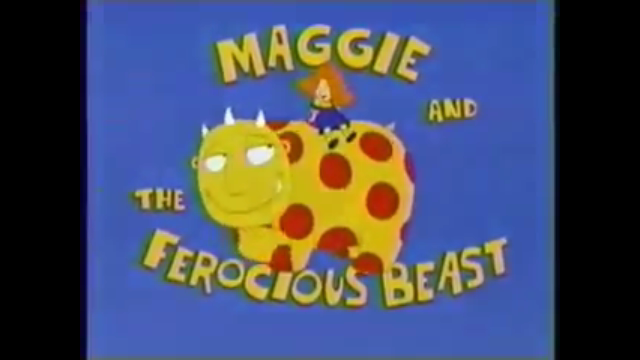 Maggie and the Ferocious Beast (Shorts)